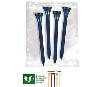 Golf Tee Pack of 4