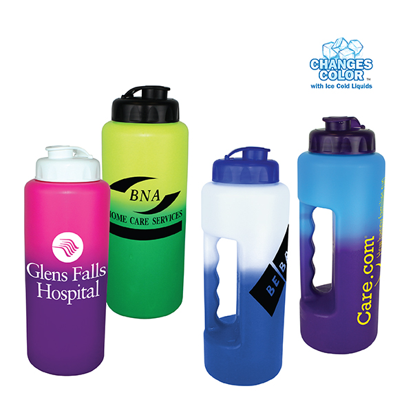 32 oz. Mood Grip Bottle with Flip Top Cap