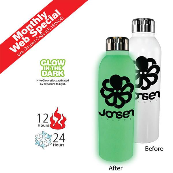 17 oz. Nite Glow Deluxe Bottle