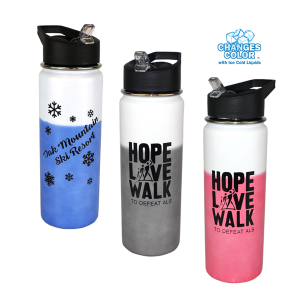 26 oz. Mood Stainless Steel Bottle