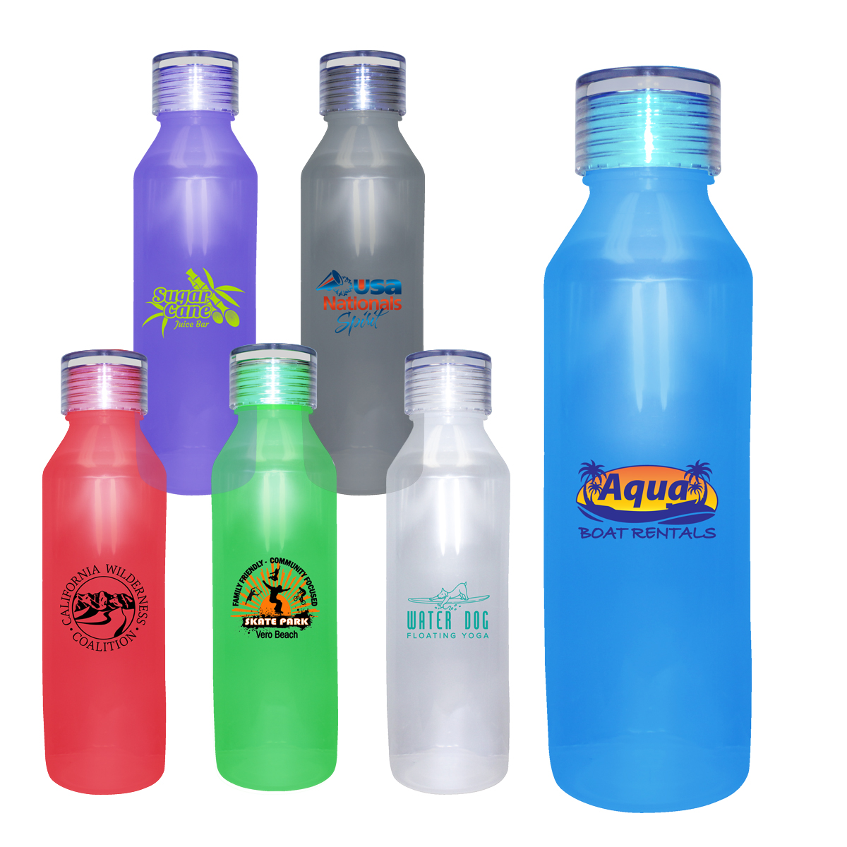 24 oz. Classic Revolve Bottle with Standard Lid