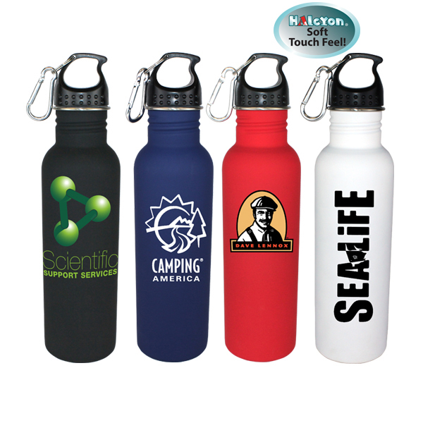 25 oz. Halcyon® Stainless Quest Bottle