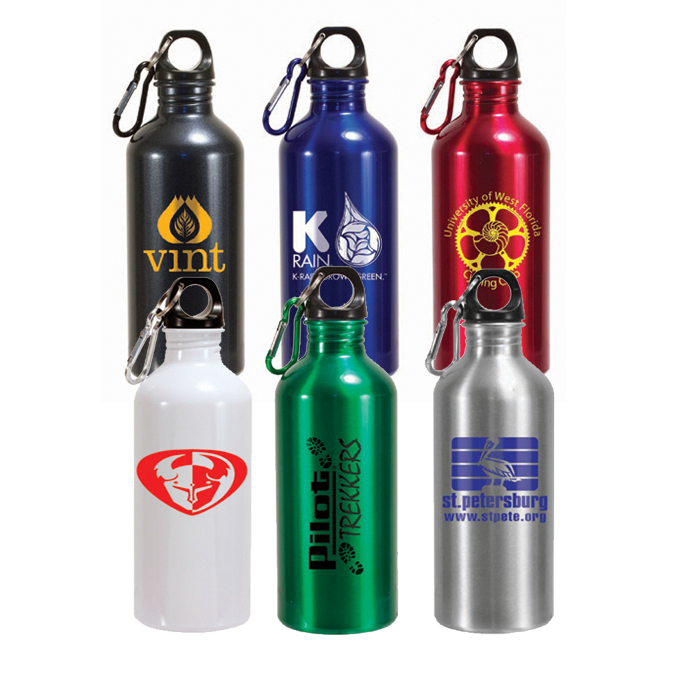 22 oz. Aluminum Trek II Bottle