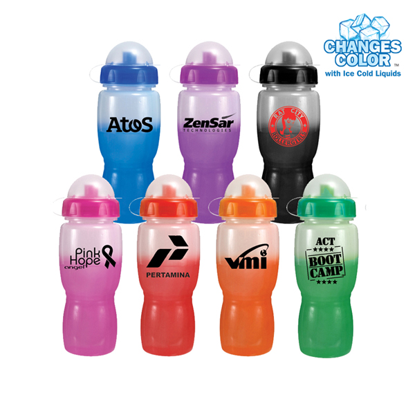 18oz. Mood Poly-Saver Mate w/Push 'n Pull Cap & Dome Lid