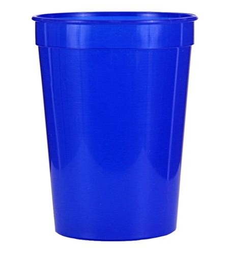 12 oz. Smooth Stadium Cup