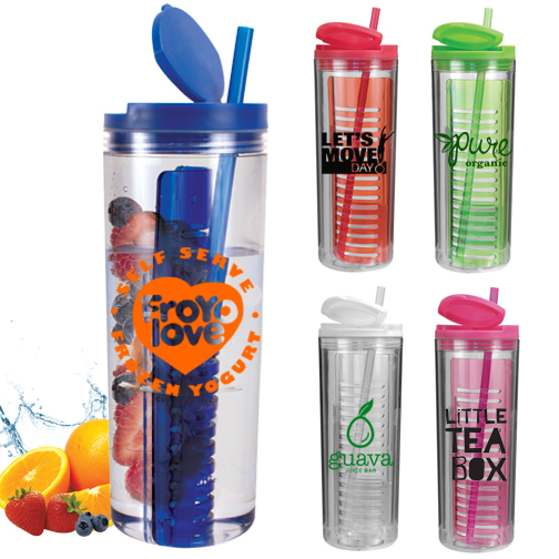 20 oz. Infuser Tumbler- Closeout