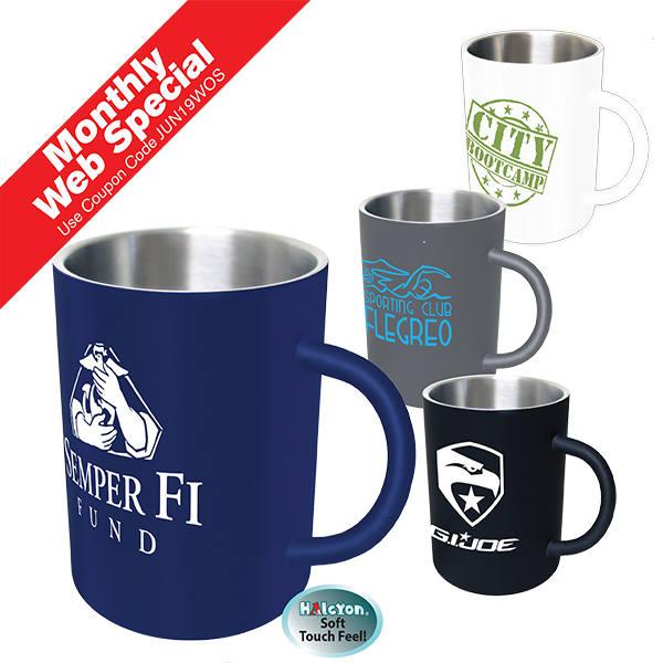 15 oz. Halcyon® Coffee Mug