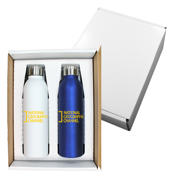 17 oz. Deluxe Halcyon® Bottle Gift Set