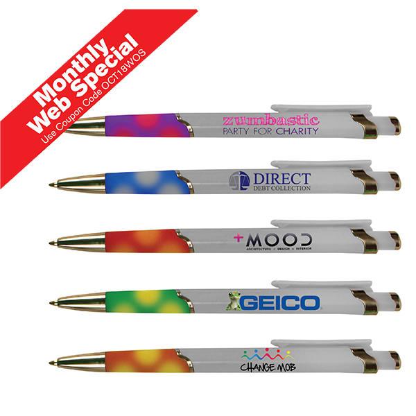 Mood Grip Pen, Full Color Digital