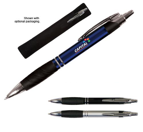 Regency Grip Metal Pen, Full Color Digital - Closeout