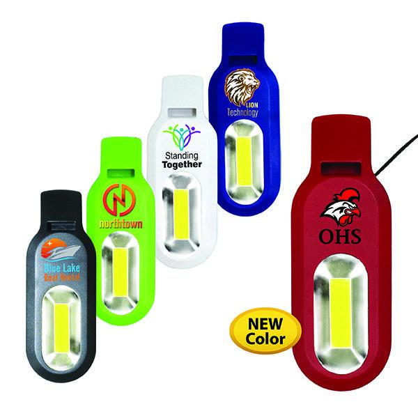 Whistle/COB Light, Full Color Digital