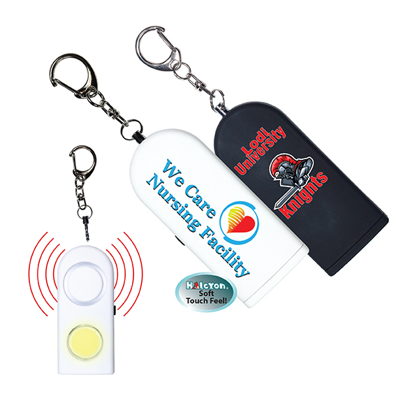Halcyon® Personal Safety Alarm, Full Color Digital
