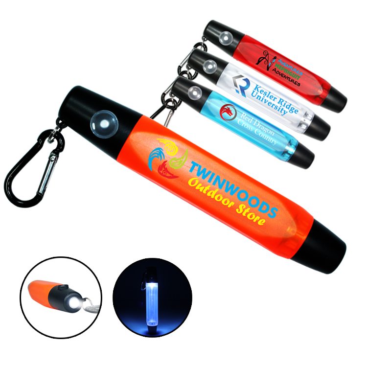 3 in 1 LED Safety Stick, Full Color Digital