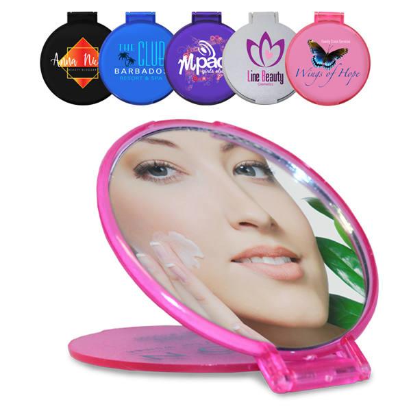 Round Mirror,Full Color Digital