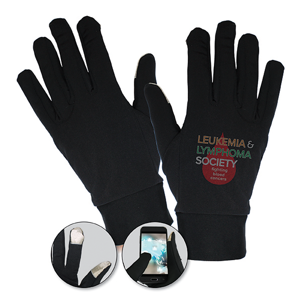 TechSmart Gloves, Full Color Digital