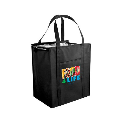 NW Large Insulated Bag, Full Color Digital