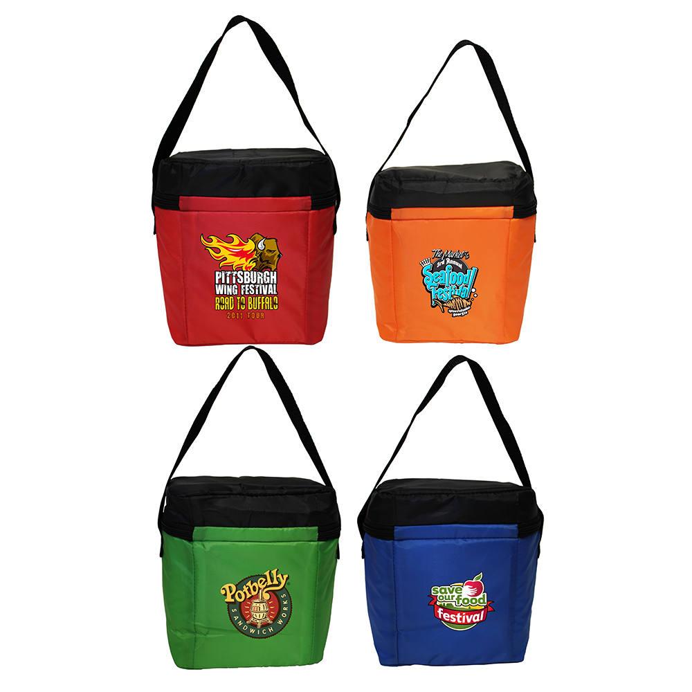 Wild Smilez Lunch Bag, Full Color Digital