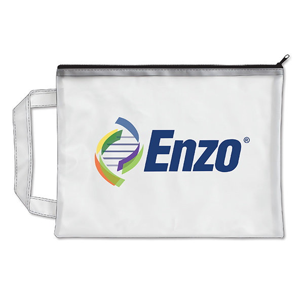 Translucent Accessory Bag, Full Color Digital