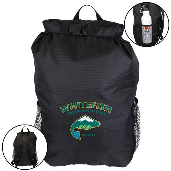 Otaria™ Ultimate Backpack/Dry Bag, Full Color Digital