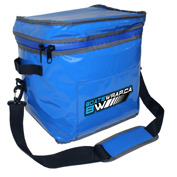Otaria™ Square Cooler Bag, Full Color Digital