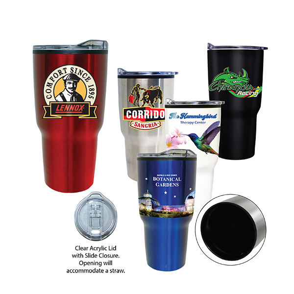 30 oz. Ares Tumbler, Full Color Digital