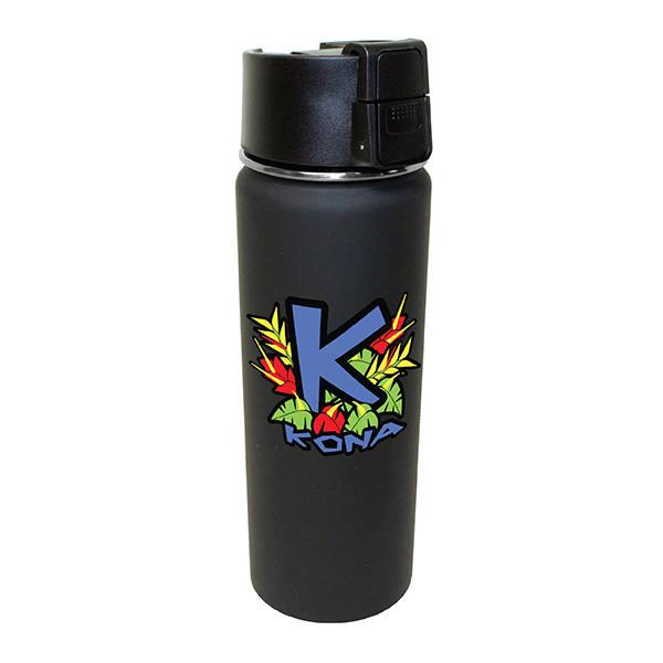 20 oz. Halcyon® Sport Bottle w/ Push Button Lid, Full Color Digital