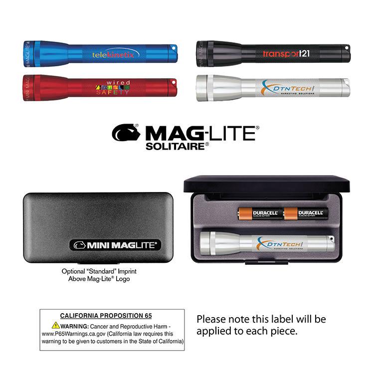 M2A Mini Mag-Lite 2AA, Full Color Digital