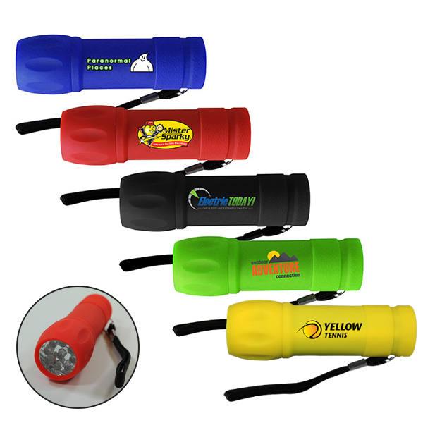 Halcyon® LED Flashlight, Full Color Digital