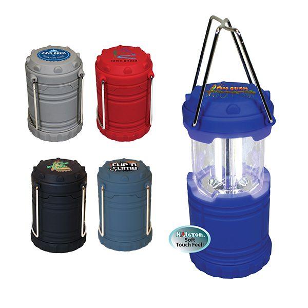 Halcyon® Collapsible Lantern, Full Color Digital
