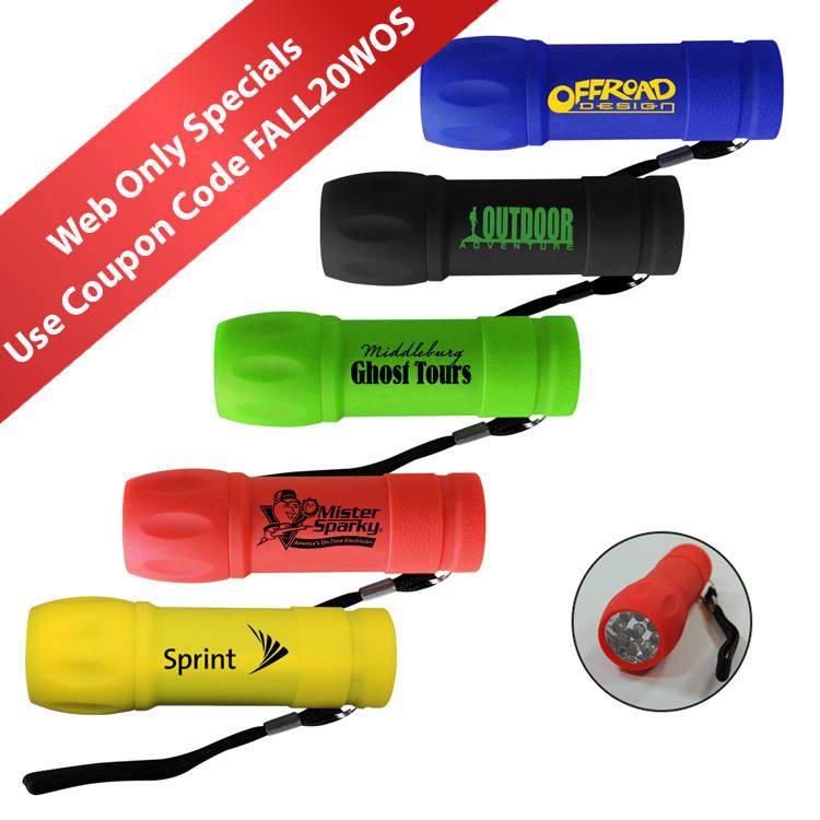 Halcyon® LED Flashlight