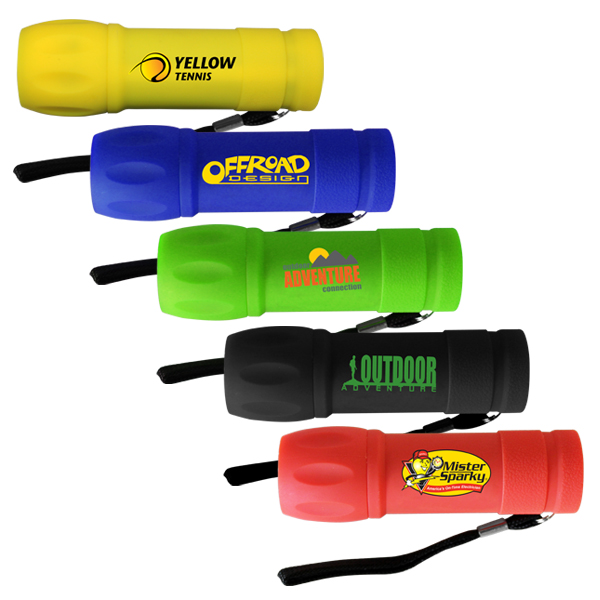 Halcyon® LED Flashlight