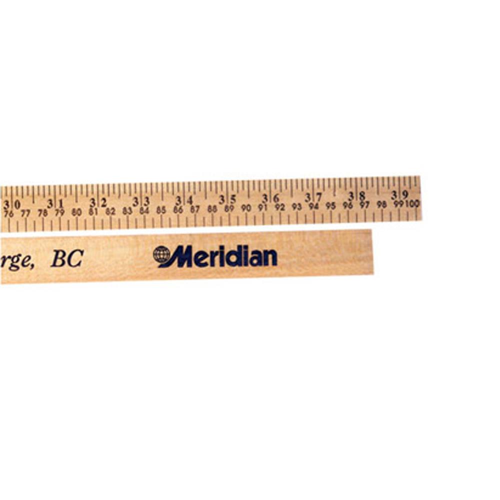 Meterstick - Natural Finish