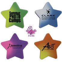 Mood Die Cut Eraser-Star
