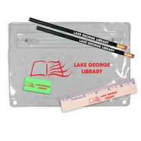 Premium Transparent School Kit