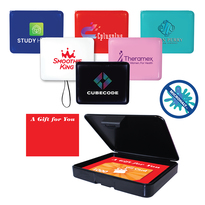 MicroHalt Gift Card Case