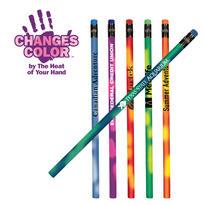 Mood Pencil W/ Colored Eraser