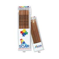Create-A-Pack Pencil Set of 6 - ZEN Pencils