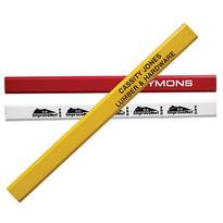 Hard Lead Enamel Finish Carpenter Pencil