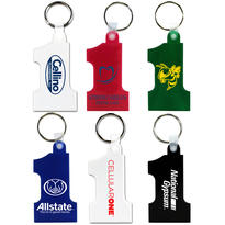 Number One Key Fob