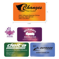 Flexible Mood Business Card