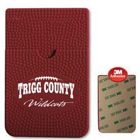 Textured Sport Phone Wallet - Football- Closeout
