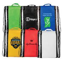 NW Reflective Drawstring Backpack