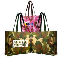 NW Camo Tote Bag