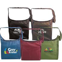 RPET Fold-Away Sling Bag