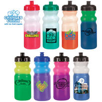20 oz. Mood Cycle Bottle - Push and Pull Cap