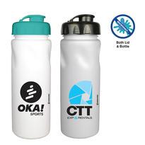 24 Oz. MicroHalt Cycle Bottle with Flip Top Cap