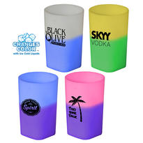 2 Oz. Plastic Mood Shot Glass