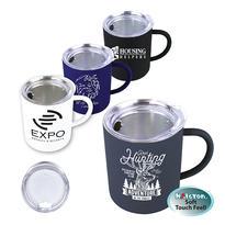 14 oz. Halcyon® Coffee Mug with Acrylic Lid