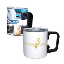 15 oz. Revolution Coffee Mug with Lid