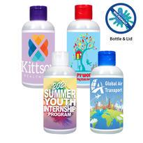 3 oz. Gel Sanitizer , Full Color Digital